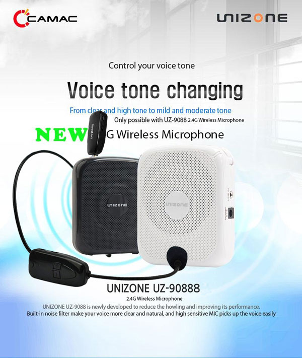 may_tro_giang_khng_dy_unizone_9088_9088s_wireless_mic_khong_day_han_quoc