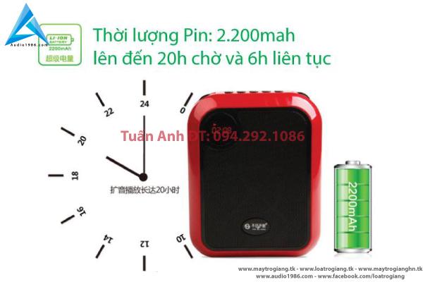 Mua bán Máy trợ giảng không dây T200 See me here Loa mic không dây