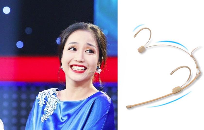 Top 5 Micro không dây đeo tai hát karaoke kết nối ampli có sẵn - 2