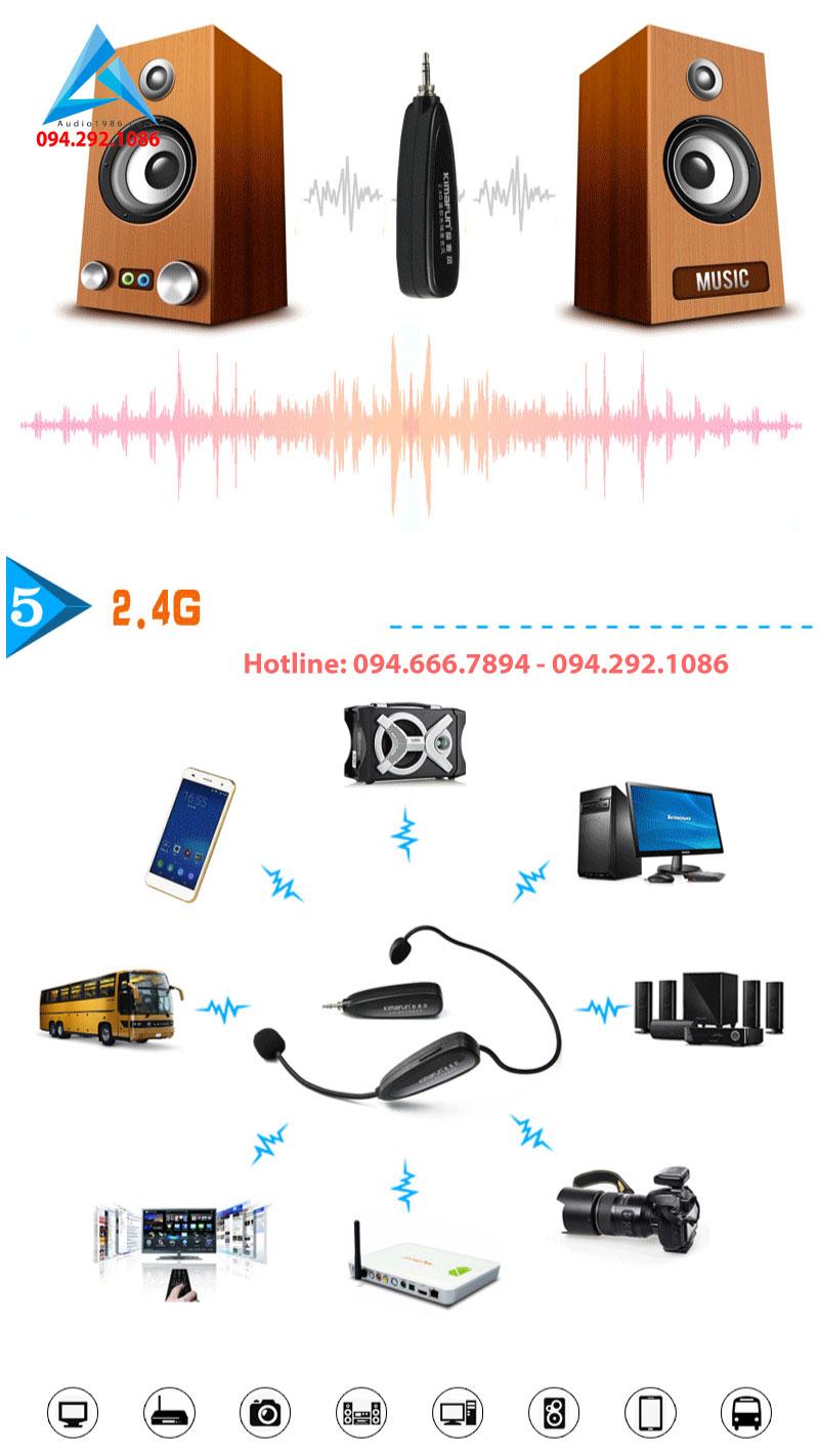 Top 4 Micro không dây LIVESTREAM Điện thoại PC không cần đến SoundCard - 6