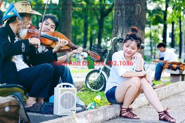Mua bán Máy Trợ giảng cho giáo viên Hàn Quốc - Đài Loan mic