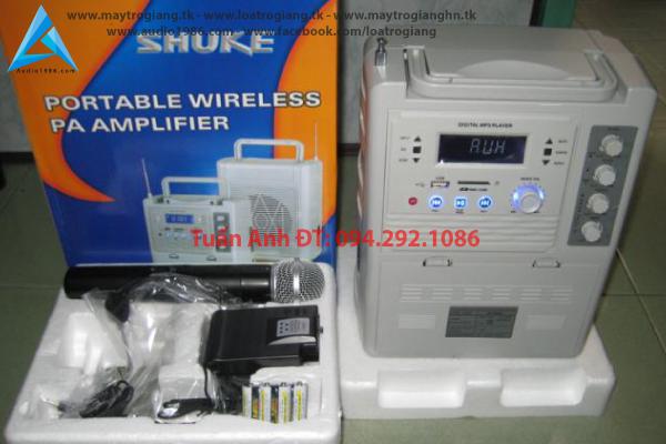 Mua bán Mic trợ giảng không dây Shuke SK388 ====giá: 1.800.000đ